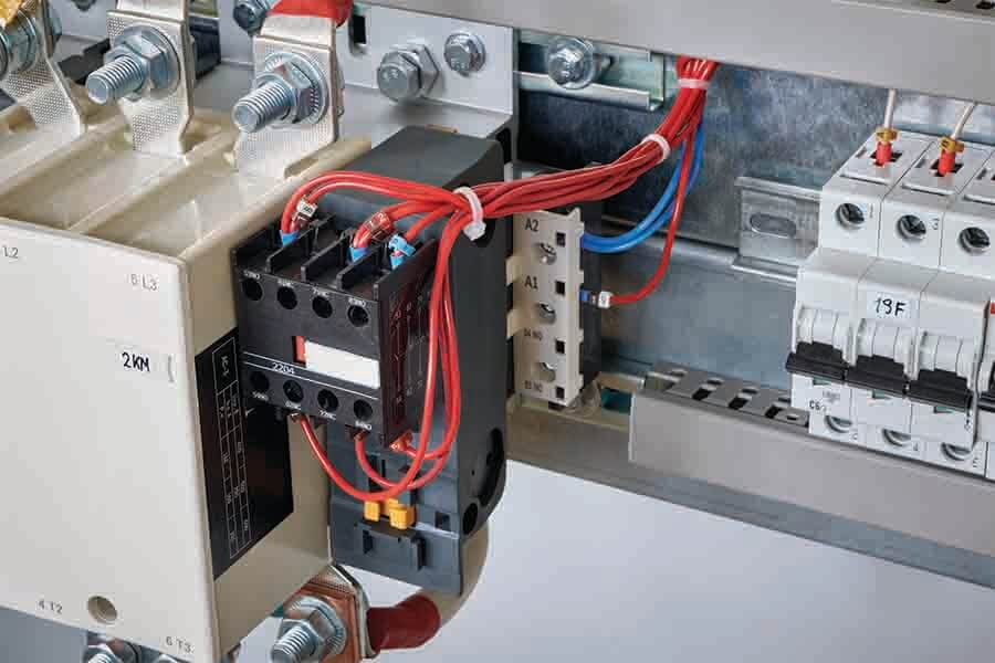 main breaker replacement to prevent short circuits