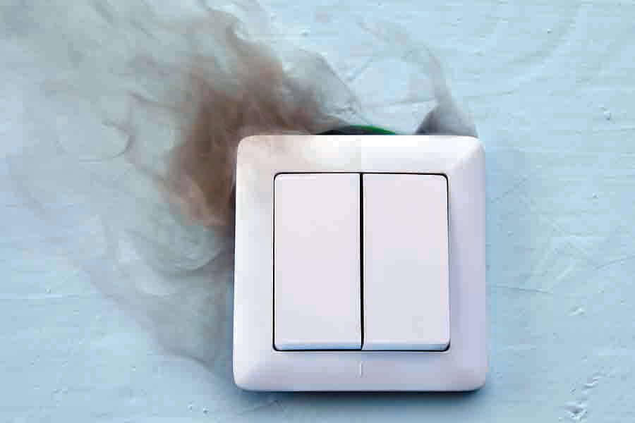 What Are The Signs Of An Electrical Fire?
